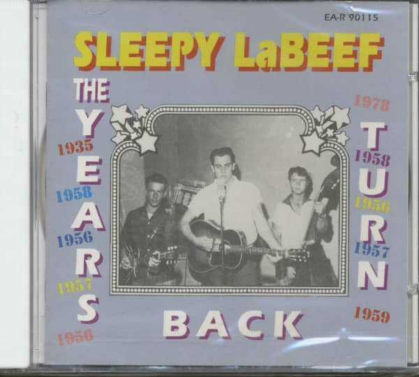 Let's Turn Back The Years (CD)