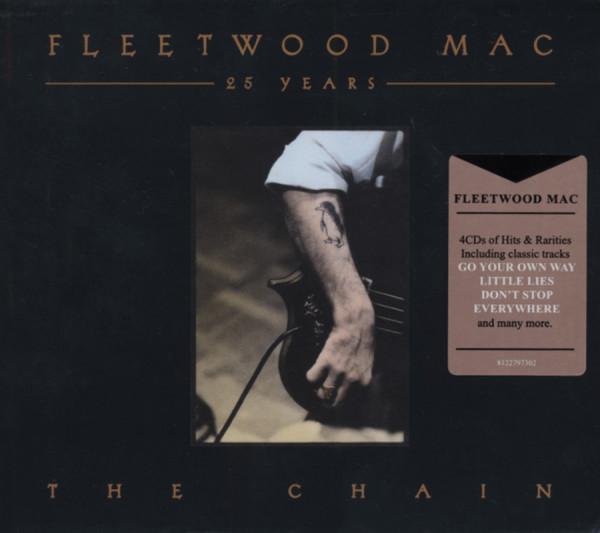 The Chain 25 Years - Hits & Rarities (4-CD)