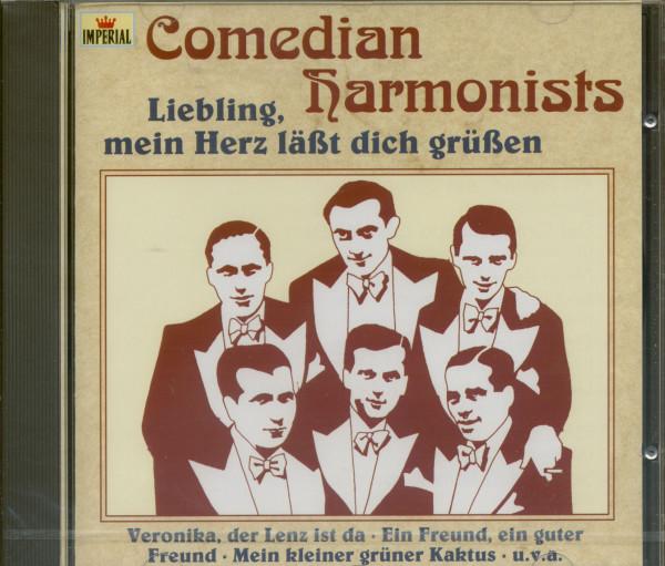Liebling, mein Herz lässt dich grüßen (CD)