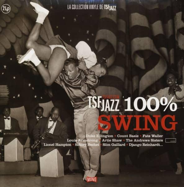 100 % Swing (2-LP)
