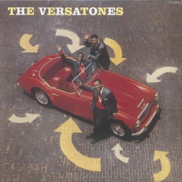 The Versatones (LP)