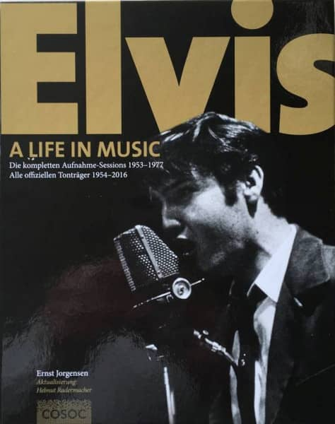 A Life In Music - Die kompletten Aufnahme-Sessions 1953-1977 (Ernst Jorgensen - Aktualisierung: Helm