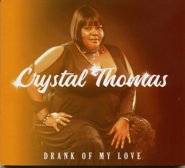 Drank Of My Love (CD)