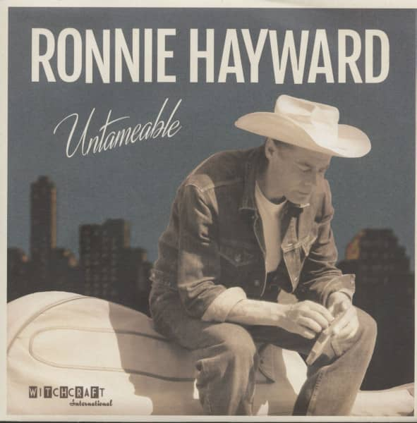 Untameable - Ronnie's Blues No.20 (7inch, 45rpm, PS)
