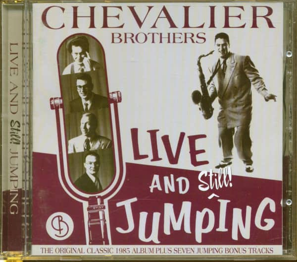 Live And Still Jumping (CD)