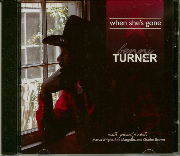 When She's Gone (CD)