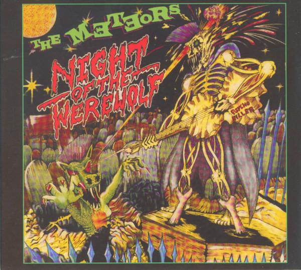 Night Of The Werewolf (CD Digipack)
