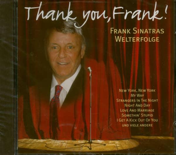 Thank You, Frank! (CD)