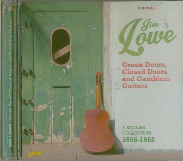 Green Doors, Closed Doors And Gamblers Guitars