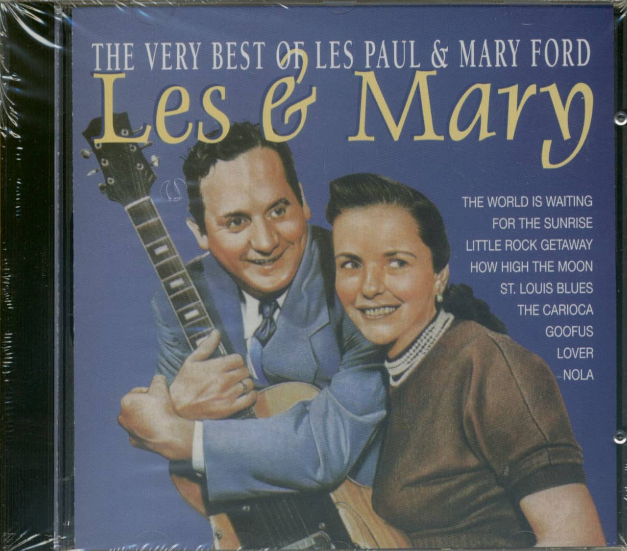 Les Paul & Mary Ford - Very Best Of Les Paul & Mary Ford (CD)