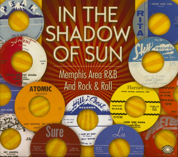 In The Shadow Of Sun (3-CD)