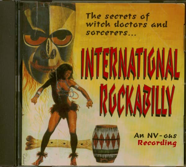International Rockabilly (CD)