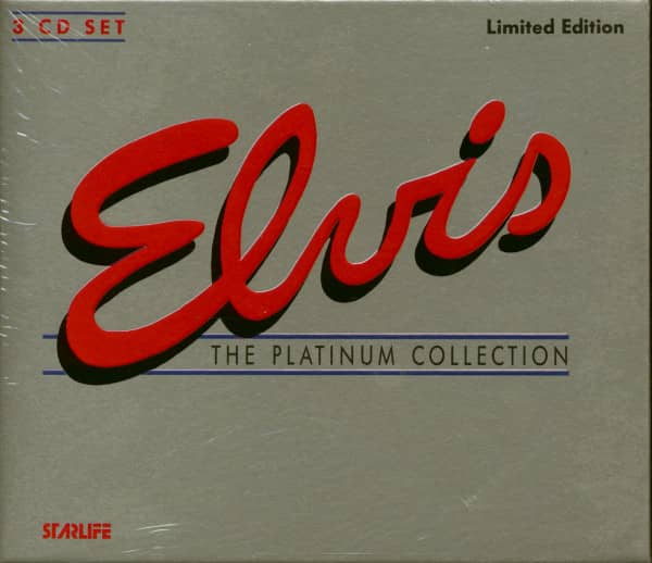 The Platinum Collection (3-CD)