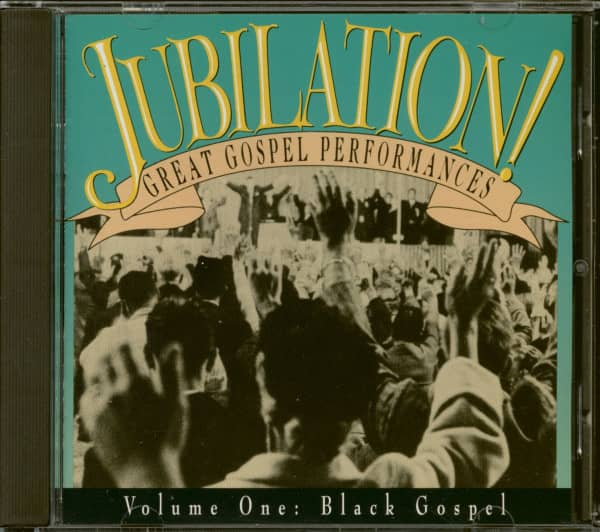 Jubilation! Great Gospel Performances - Vol.1 - Black Gospel (CD)