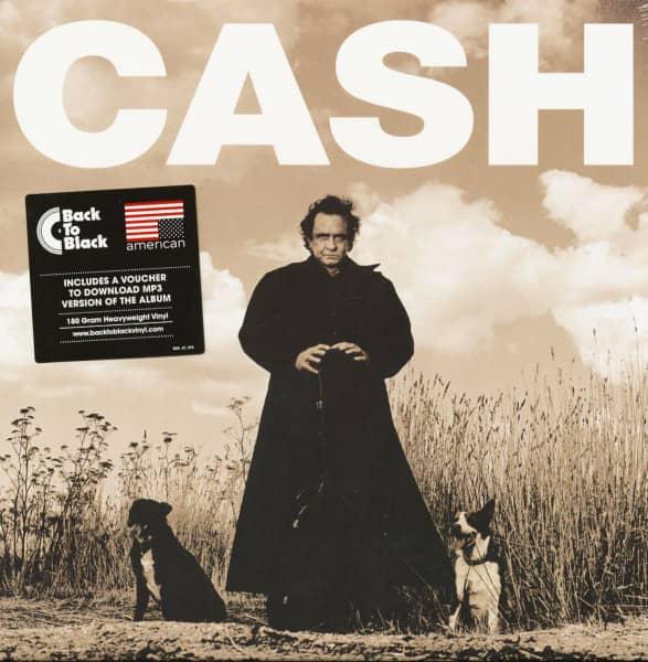 American Recordings (LP, 180g Vinyl)