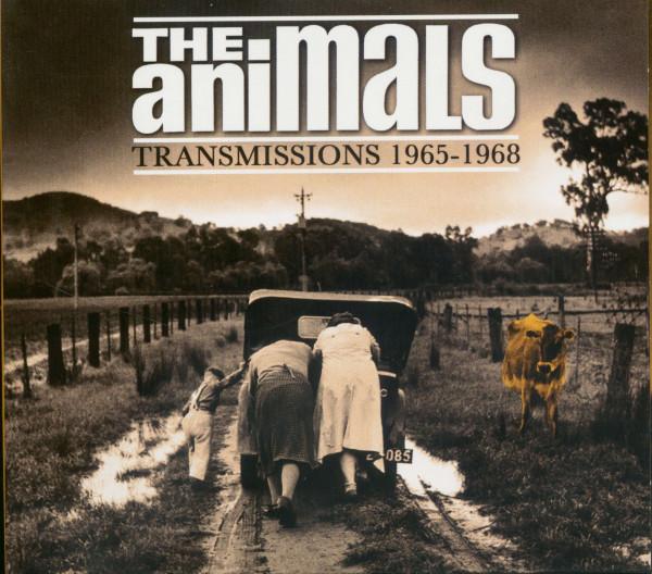 Transmissions 1965 - 1968 (2-CD)