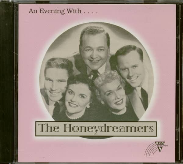 An Evening With The Honeydreamers (CD)