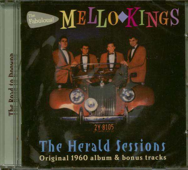 The Herald Sessions (CD)
