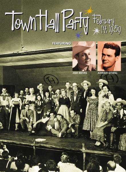 At Town Hall Party Feb.14, 1959 DVD (0)