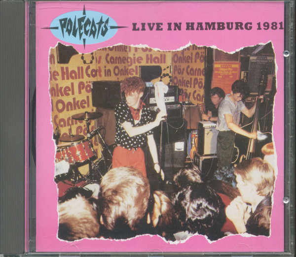 Live In Hamburg 1981 (CD)