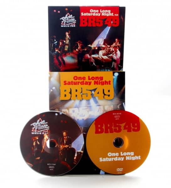 One Long Saturday Night, plus - Bundle (CD &ampamp; DVD)