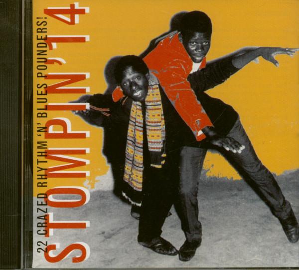 Stompin' Vol.14 (CD)