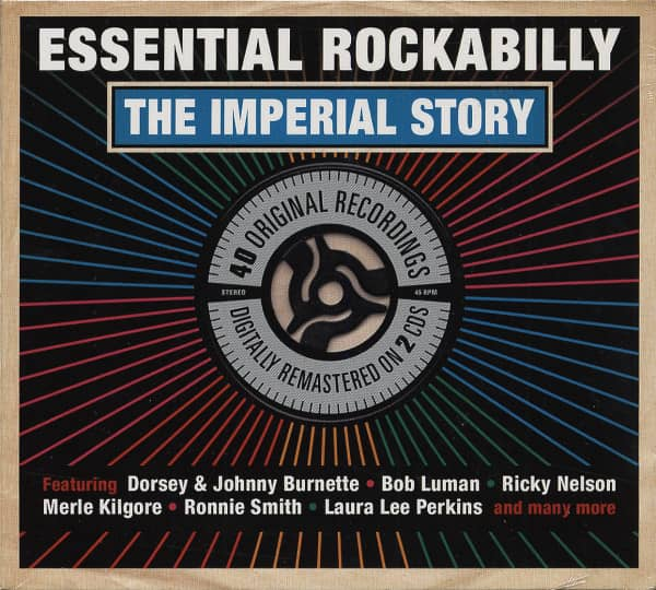 Essential Rockabilly - The Imperial Story (2-CD)