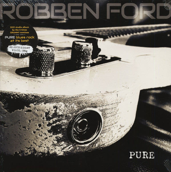 Pure (LP, 180g Vinyl)