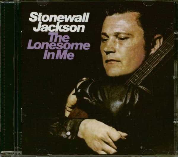 The Lonesome In Me (CD)