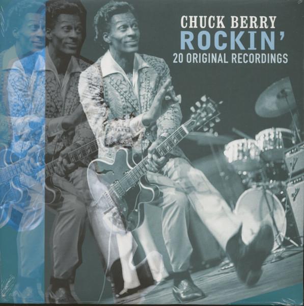 Rockin' (LP, 180g Vinyl)