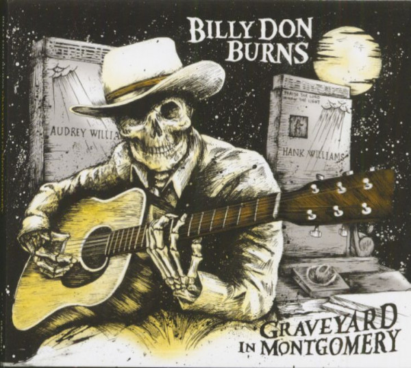 Graveyard In Montgomery (CD)