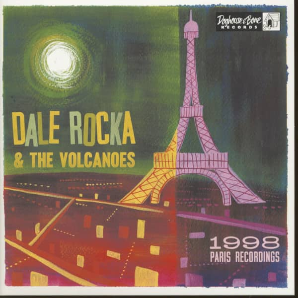 1998 Paris Recordings (LP, 10inch)
