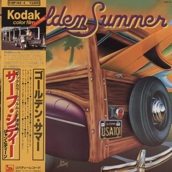 Golden Summer (Japan Vinyl 2-LP)