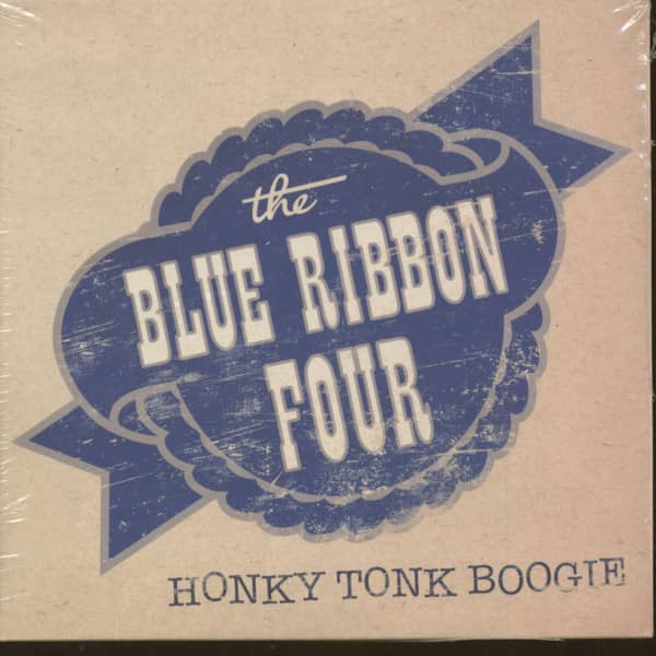 Honky Tonk Boogie (LP, 10inch, Ltd.)