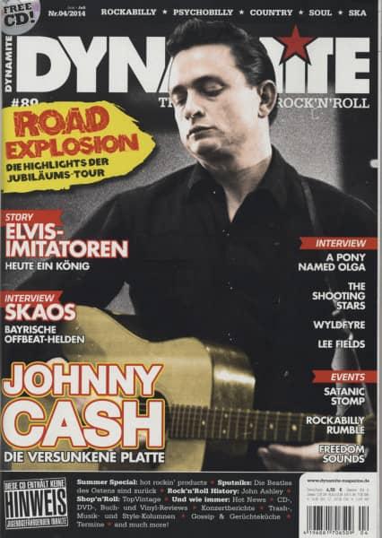 Nr.89 (2014-4) - Magazin & CD
