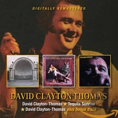 David Clayton-Thomas - Tequila Sunrise - David Clayton (2-CD)