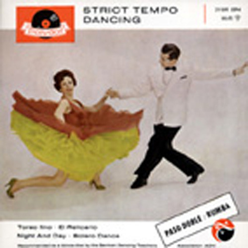 Strict Tempo Dancing - Paso Doble 7inch, 45rpm, EP, PS