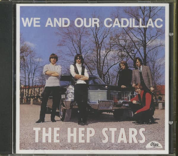 We And Our Cadillac (CD)