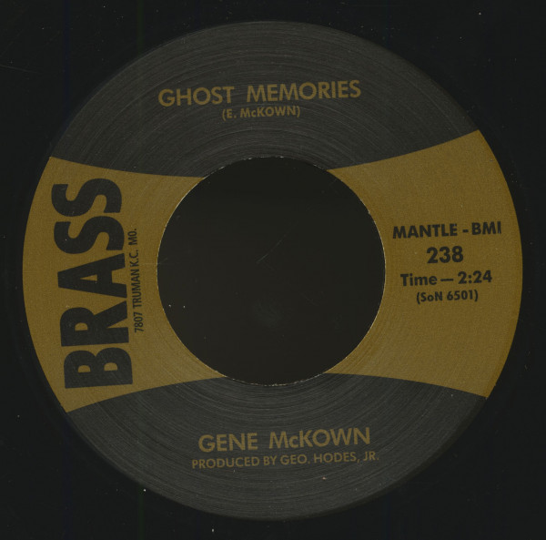 Ghost Memories - Incidentally (7inch, 45rpm, BC)