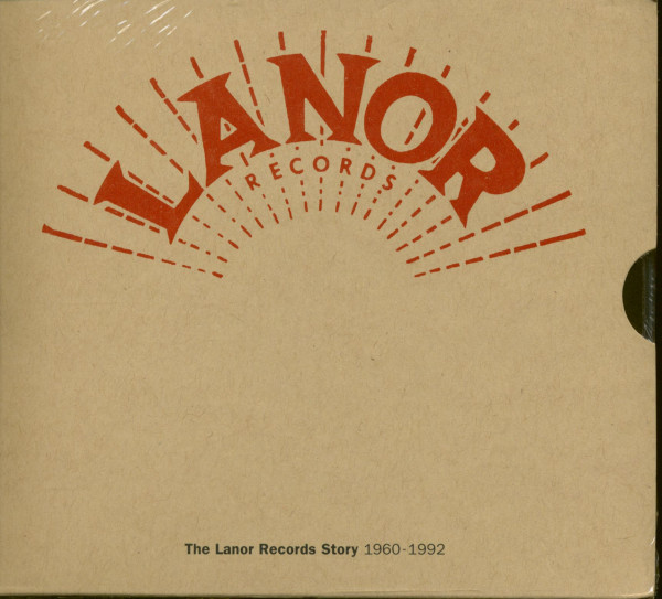 Lanor Record Story 1960-1992 (CD)