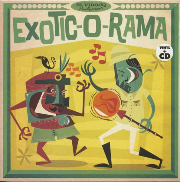Exotic-O-Rama (LP+CD)