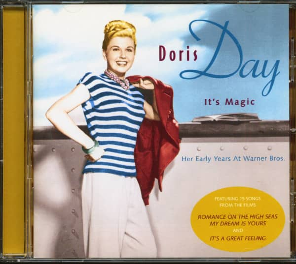 It's Magic - Her Early Years At Warner Bros. (CD)