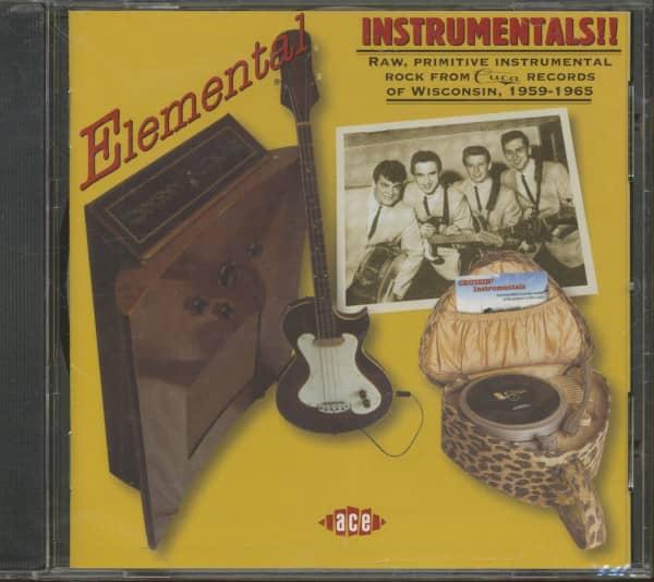 Elemental Instrumentals - Cuca Story #1