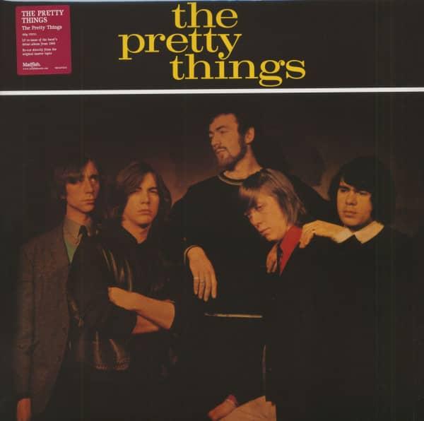The Pretty Things (LP, 180g Vinyl, Ltd.)