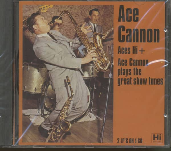 Aces High - Plays The Great Show Tunes (CD)