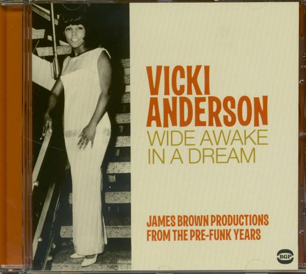 Wide Awake In A Dream (CD)
