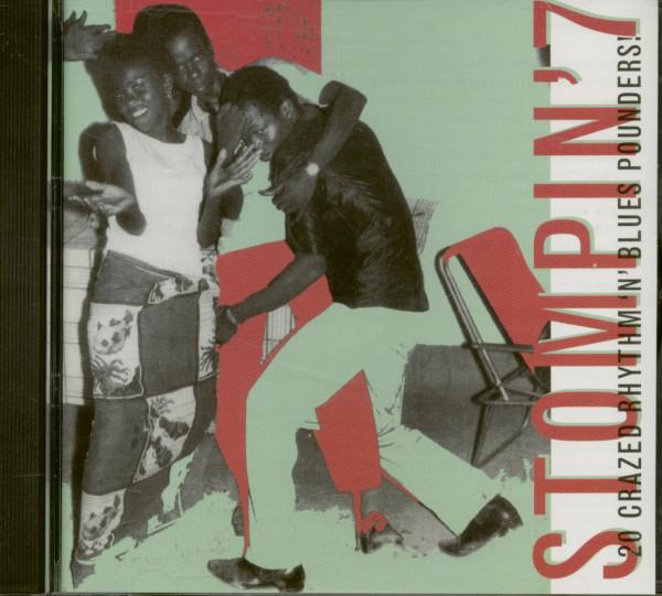 Stompin' Vol.7 (CD)