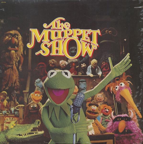 The Muppet Show - Soundtrack (LP, Cut-Out)