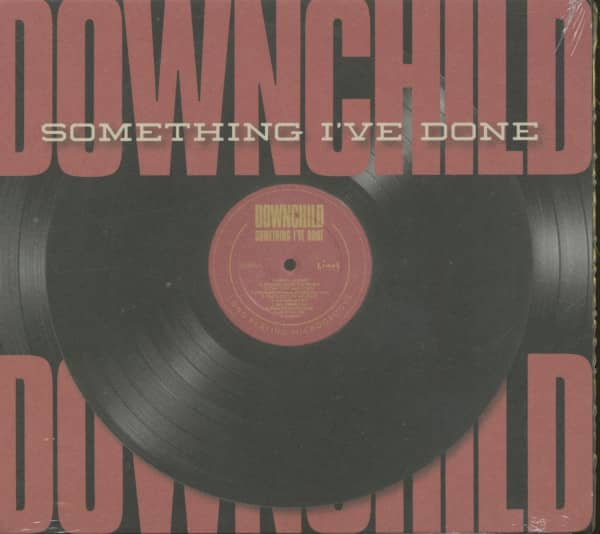 Something I've Done (CD)