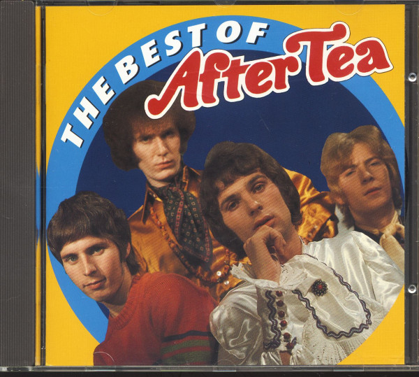 The Best Of After Tea (CD)